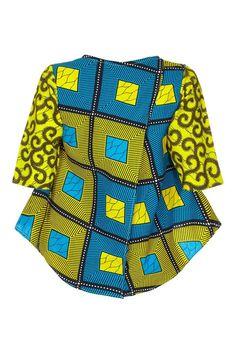 Back Wrap Top – KIKI Clothing