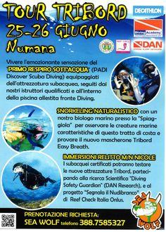 bellissima iniziativa per gli amanti del mondo sottomarino! Numana 25-26 Giugno #hotelalexander