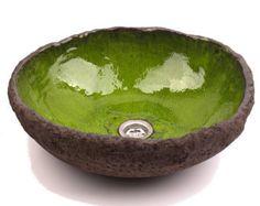 Scaglie di pesce bacino di ceramica di piano di clayopera su Etsy
