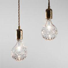 Crystal Bulb Designer: Lee Broom Retailer: Lee Broom Price: $164.00-$285.00