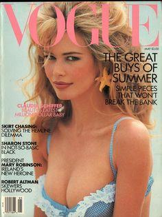 Vogue May 1992 - Ephemera Forever