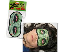 Sleep like a zombie