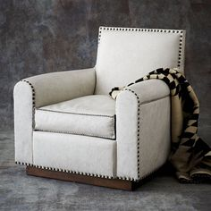 Colorado Club Chair - Chairs / Ottomans - Furniture - Products - Ralph Lauren Home - RalphLaurenHome.com
