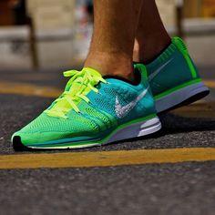 Nike Flyknit. #sneakers
