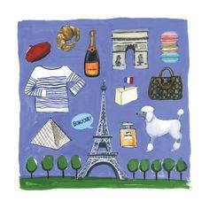 Paris, Kathryn Warren