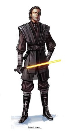 Jedi Gareth Lorca From the now abandoned game Battle of the Sith