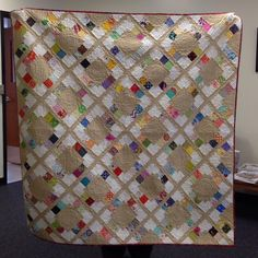 Quilt made for my daughter Sarah
