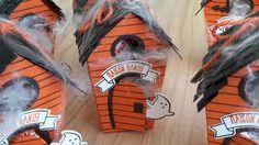 Ideacreations: Small houses Halloween !!