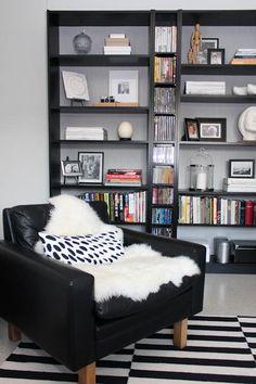 Rocking chair ikea ps gullholmen banana fibre banana for Ikea backless bookcase