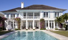 House Huntress : Exquisite Escape in Windsor, Florida — Kira Semple Windsor Florida, Villas, Caribbean Homes, British Colonial Style, Florida Home, Florida Style, Beach House Decor, My Dream Home, Future House