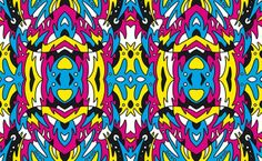 Create a hypnotic repeat pattern in Photoshop