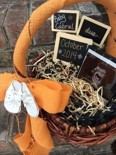 Fall baby announced in spring :)