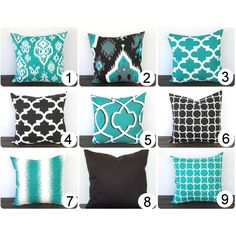 Throw Pillow Pillow Toss Pillow Decorative Pillow Pillow Cover Cushion... ($14) ❤ liked on Polyvore featuring home, home decor, throw pillows, black, home & living, home décor, black accent pillows, black home decor, holiday home decor and holiday throw pillows