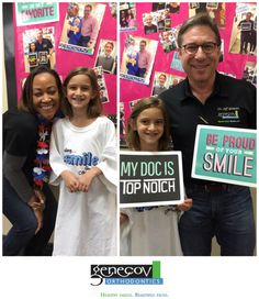 We are #proud of Grey's #smile 😁 #Congratulations on getting your #braces on! 🎉🎊 #genecovgrin #weloveourpatients #weloveourorthodontist #braceson #orthodontics #ortho #loveyoursmile