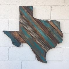 Small Lone Star Shape Custom Color by Strifeandfab on Etsy -A totally fun, unique gift item and just in time for Christmas! Check this out - I just happen to know the very talented artisan, Todd and I guarantee he will deliver a product that is sure to please!