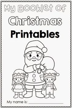 Christmas Printables for any Word List Christmas Activities For Kids, Christmas Printables, Kids Christmas, Xmas, Classroom Activities, Classroom Projects, Learning Activities, Classroom Ideas, Early Reading