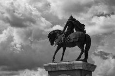 The Monument to Dmitry Donskoy by Andrew Efimovsky on 500px Moscow, Statue Of Liberty, Explore, Travel, Statue Of Liberty Facts, Viajes, Statue Of Libery, Destinations, Traveling