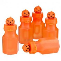 Halloween Bubbles 5 Pack- my noys would love this