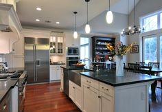 Transitional Kitchen Design | Showcase Kitchens New York