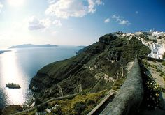 Breathtaking Santorini, Greece  Would love to visit again.