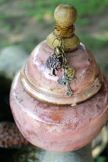 ThouArtPottery: Prayer Jars by Nina Cork - www.ninacork.com