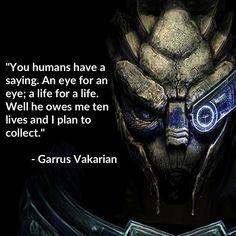 "GamePlace on Instagram: ""Garrus Vakarian. Is there a more badass #MassEffect companion? What a #legend! #BioWare #garrus #garrusvakarian #gaming #videogames #xbox…"""