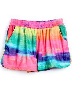 Short goma cintura-Multicolor EUR16.87