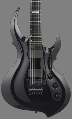 ESP E-II FRX Black Electric Guitar