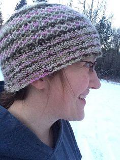 d891a869e6c Honey Loft Hat pattern by Lena Mathisson