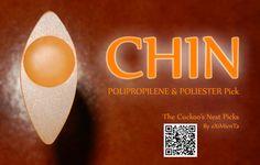 CHIN Pick By eXiMienTa The Cuckoo's Nest Picks Púas El Nido Del Cuco
