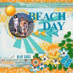 Beach+Day - Digi