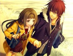 Anime: Hiiro no kakera