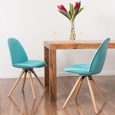 Looking for a splash of color for you next dining chairs, then look no further.99