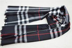 Burberry Nova Check Cashmere Scarf NIB short fringe 180 X 70 cm Short Fringe, Fashion Scarves, Cashmere Scarf, Scarf Styles, Gym Bag, Burberry, Cashmere Shawl, Duffle Bags