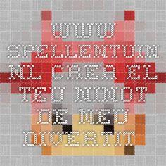 www.spellentuin.nl  Crea el teu ninot de neu divertit.