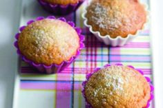Muffiny se zakysanou smetanou | Apetitonline.cz