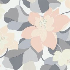 Tapeta ścienna Scion Spirit & Soul Diva kwiaty 110862