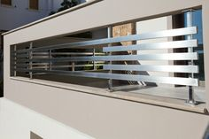 Inox Εξωτερικών Χώρων | Andos Glass Blinds, Curtains, Glass, Projects, Home Decor, Log Projects, Blue Prints, Decoration Home, Drinkware