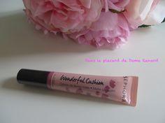 Avis sur le wonderful cushion crème de lèvre mate Séphora en teinte Wonderful Rosy: