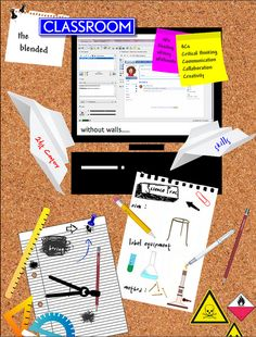Anatomy of The 21st Century Classroom ~ Educational Technology and Mobile Learning