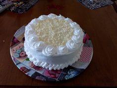 Torta manjar merengue