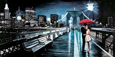 Home affaire Deco Panel grau, B/H/T, »Pierre Benson / Kissing on Brooklyn Bridge« Jetzt bestellen unter: https://moebel.ladendirekt.de/dekoration/bilder-und-rahmen/bilder/?uid=d82879bd-c3fe-503a-921e-05551c935938&utm_source=pinterest&utm_medium=pin&utm_campaign=boards #deco #bilder #panel #rahmen #dekoration