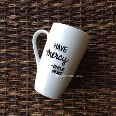 D&S Exclusive Full House Have Mercy Mug  Fuller by DimplesAndSass