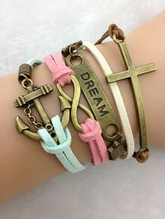 """Dreams Come True Bracelet 
