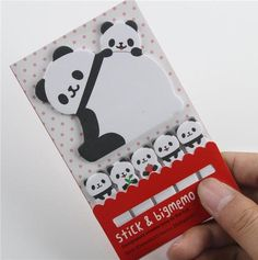 Animal Printed Cute Sticky Notes