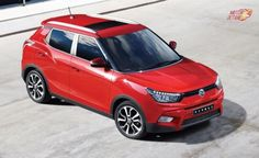 Ssangyong Tivoli to be launched in India - EXCLUSIVEhttp://motoroctane.com/news/24466-ssangyong-tivoli-to-be-launched-in-india-exclusive