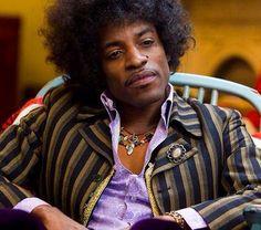 Andre 3000 as Jimi Hendrix <3
