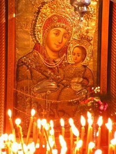 Church of the Nativity,Bethlehem shared by Greek Orthodox Church, Armenian church, and catholic church.