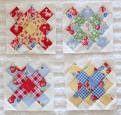 Pam Kitty Morning Granny Squares