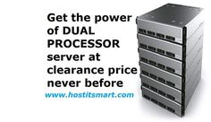 Manage Your High Traffic Websites With Host It Smart's Dedicated Servers